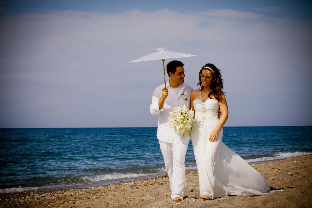Hochzeit am Strand | Kreta