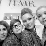 Hair Ayda Kracklauer Business Shooting