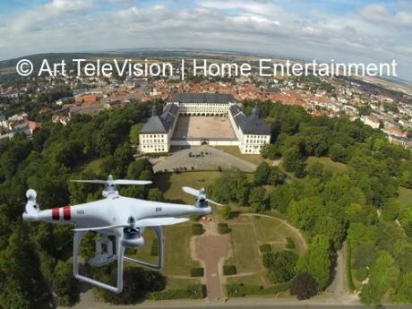 Quatrokopter für Luftbild- und Videoaufnahmen © ArtTV
