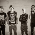 Band-Shooting mit Rize & Fall