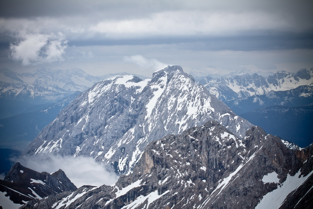 Event Zugspitze