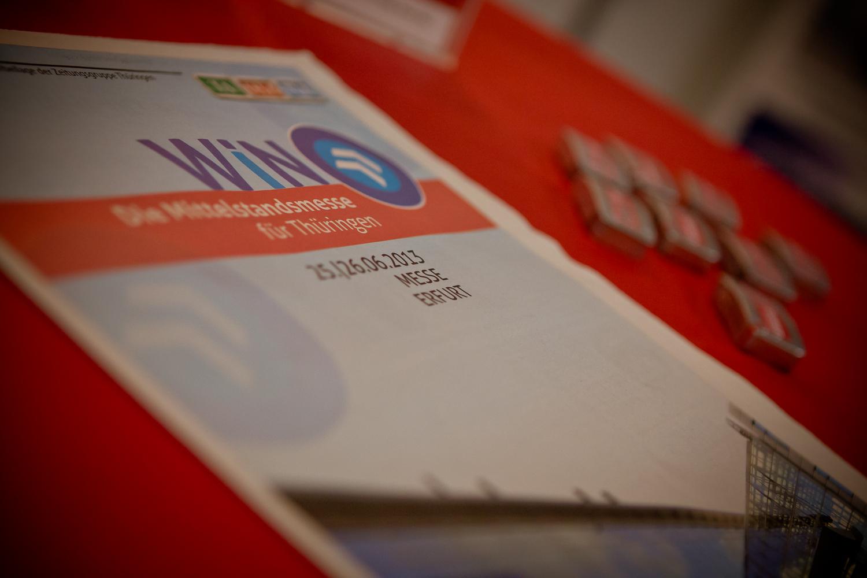 WIN Mittelstandsmesse 2013
