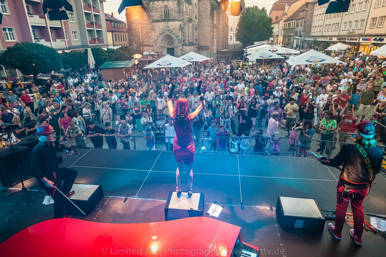 Bilder Online zur 50. EUROPEADE vom 17. bis 21. Juli 2013 in Gotha…