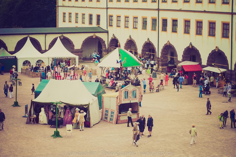 Barockfest in Gotha…