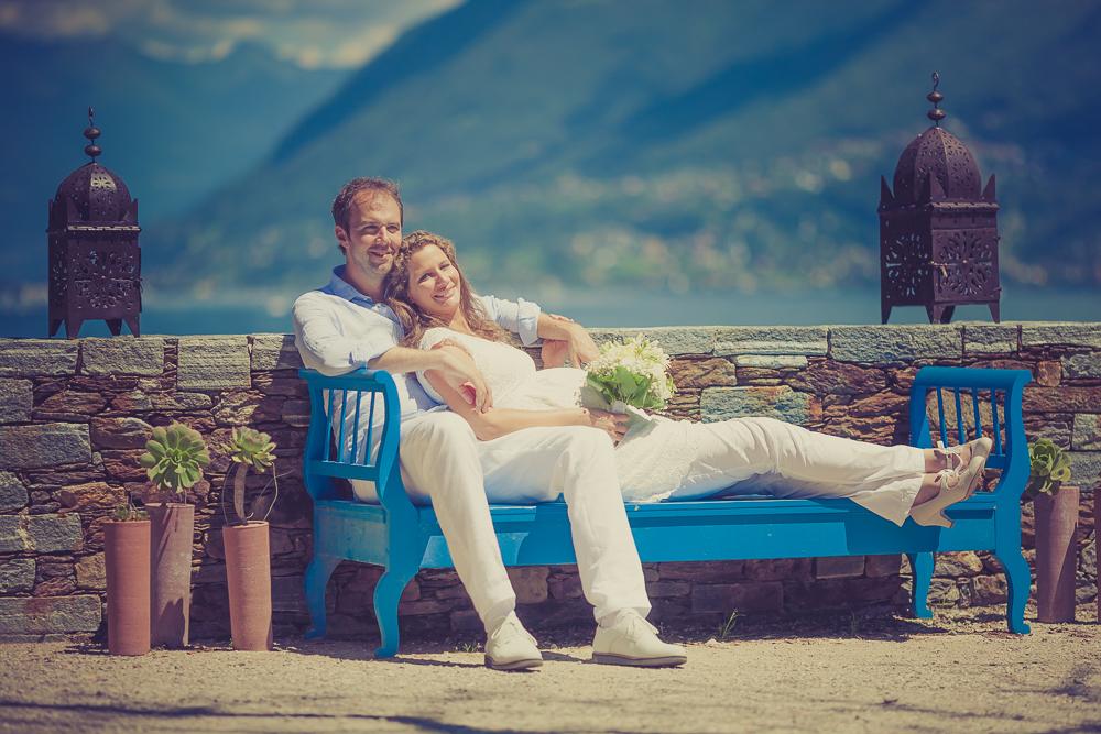 Wedding CH/Italien